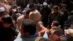 2015-02-18 美國之音視頻新聞: 安理會週三緊急討論利比亞危機