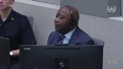 Le procès devant la CPI de l' ancien dirigeant Laurent Gbagbo (vidéo)