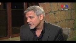 លោក Clooney ចូលរួមជាកិត្តិយសនៅក្នុងពិធីរំឮកខួបនៃការសម្លាប់ជនជាតិអាមេនីយ៉ាងរង្គាល