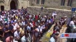همه دروازهای امنیتی ازاطراف مسجد الاقصی برداشته شد