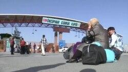 Sığınmacılar Bayram İçin Suriye'ye Geçiyor