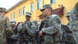 Ucrania inicia maniobras militares conjuntas con Estados Unidos