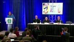 2018-11-13 美國之音視頻新聞: 美國天主教主教會議推遲解決性虐問題的投票