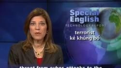 Anh ngữ đặc biệt: US Cyber Attacks (VOA)