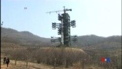 2015-07-22 美國之音視頻新聞:韓聯社﹕北韓將於10月試射遠程火箭