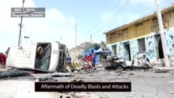 Al-Shabab Launches Deadly Assaults in Somali Capital