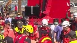 Sập cầu Đài Loan: Trục vớt được 4 thi thể