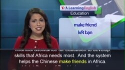 Anh ngữ đặc biệt: African Students in China (VOA)