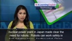 Robots Can Do Dirty, Dangerous Jobs