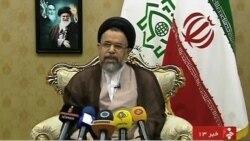 """وزیر اطلاعات ایران از دستگیری ۴۲ """"تروریست"""" در چند استان خبر داد"""