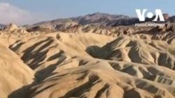 У парку «Долина Смерті» в Каліфорнії зареєстрували температуру у 54,4° за Цельсієм. Відео