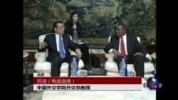 VOA连线:苏浩:非洲对中国为何重要?