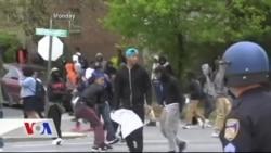 Baltimore'da Protestoların Yıldönümü