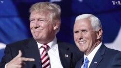 Duplas presidenciales a lo largo de los años