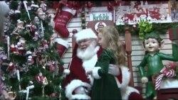 Санта-Клаус із США різко засудив комерціалізацію Різдва. Відео