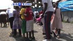 VOA60 AFIRKA: Kenya Matasa Yan Tsere A Nairobi, Na Tallafawa Yara Kanana Da Karatu A Unguwar Kwangware Ta Marasa Galihu, Disamba 28, 2015