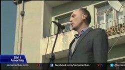 Opozita proteston ne Kosove