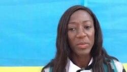 JO 2016 : l'athlète malienne Djénébou Danté