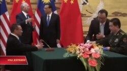 Sau Philippines, Malaysia xích gần Trung Quốc