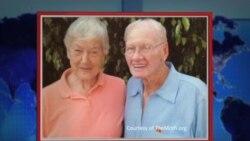 密码姻缘--美国两位老人62年后终成佳偶