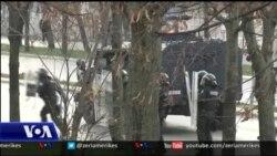 Prishtinë, merr fund protesta e partive opozitare