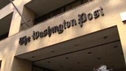 Washington Post yeni rəhbərlik altında