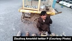Afghanistan - A member of the ISIS group and in charge of landmines was arrested in Nangarhar province.