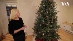 Як в Америці готуються до Різдва. Відео