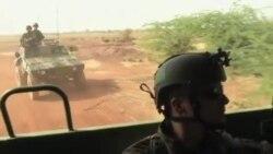 法国支持的马里军队向叛军根据地推进
