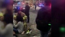 Fatal accidente de tren en Nueva Jersey