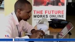 Vijana nchini Kenya wahimizwa na serikali kutafuta ajira za kidigitali.
