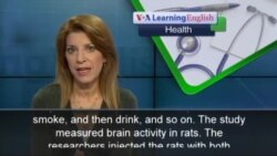 Study Shows Why Heavy Drinkers Often Smoke