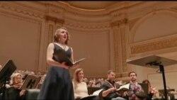 Вікно в Америку - Як УКРАЇНКА прокладала шлях на американську оперну сцену