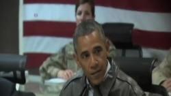 奧巴馬結束訪問阿富汗