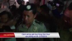 Thượng nghị sĩ đối lập Campuchia bị kết án 7 năm tù
