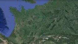 مصری مسافر طیارہ گر کر تباہ