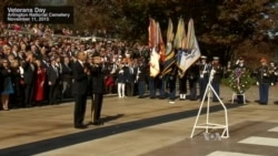 Obama Salutes US Veterans on Annual Holiday