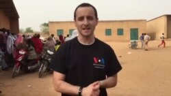 """Nicolas Pinault à Niamey : """"Il y a eu des retards mais la participation est massive"""""""