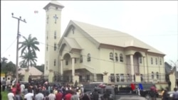 2017-08-07 美國之音視頻新聞: 尼日利亞教堂發生襲擊11死 (粵語)