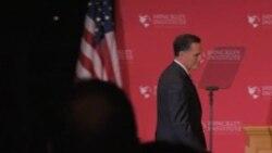 Romney arremete contra Trump