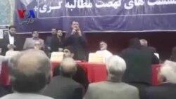 خشم کارگر فولاد اهواز، خطاب به نماینده مجلس: زندگی ما را به باد دادند