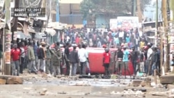 Police Break Up Protests in Kenya After Kenyatta Declared Winner