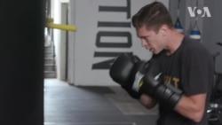 Шлях до чемпіонства: як живе та тренується в Америці український боксер Тарас Шелестюк. Відео