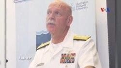 Tư lệnh Mỹ nói mất đường vào Biển Đông là điều hệ trọng