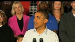 2012-11-04 美國之音視頻新聞: 美國總統競選在衝刺時刻角逐激烈