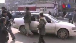وضعیت کودکان افغان در یک نگاه
