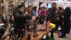 美国零售商为2015年购物季做好准备