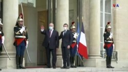 Ելիսեյան պալատում տեղի է ունեցել Հայաստանի և Ֆրանսիայի նախագահներ հանդիպումը