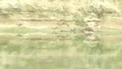 Ấn Độ: Cảnh sát tuần tra, chính quyền hỗ trợ tiền ngăn người dân thả xác trôi sông
