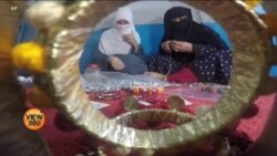 کراچی میں افغان پناہ گزین خواتین کے روزگار کا منصوبہ